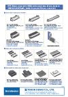 HTK (Honda connectors): HDRA seriesconnectors, 68 pos. based on VHDCI(ANSI/SFF8441), similar 36 pos.and 100 pos. connectors Catalog Download PDF